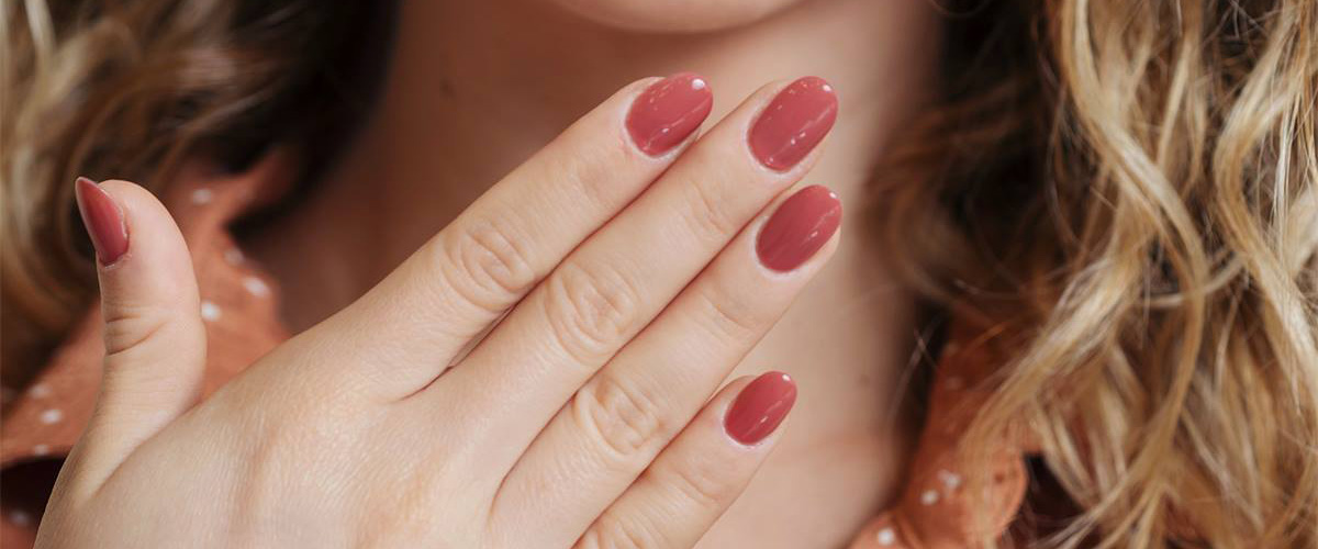 tipologia e forma di unghie