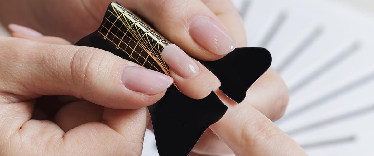 la ricostruzione può rovinare le unghie